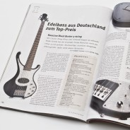 BassLine BlackBuster Redesign in der Gitarre&Bass