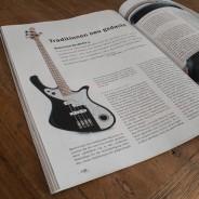 Test re:belle series in der Gitarre&Bass