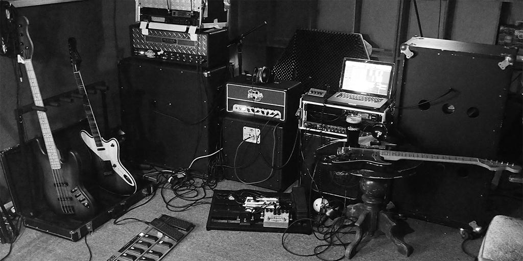 ISAAC VACUUM recording