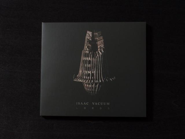 ISAAC VACUUM – LORDS